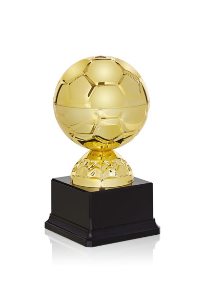 Trofeo Fútbol balón dorado