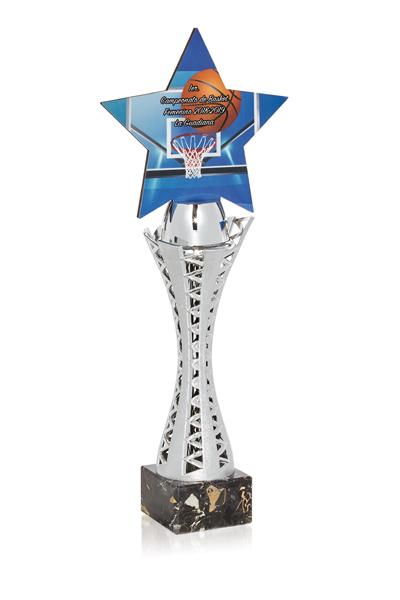 Trofeo Multideporte a color