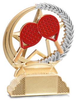 Trofeo Multideporte de resina