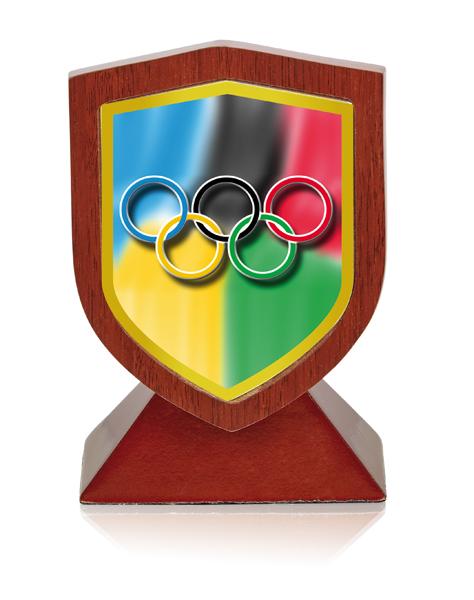 Trofeo Multideporte madera