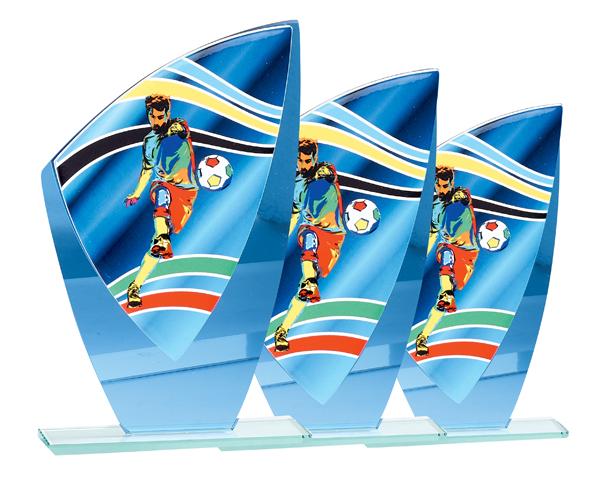 Trofeo de cristal Varios deportes