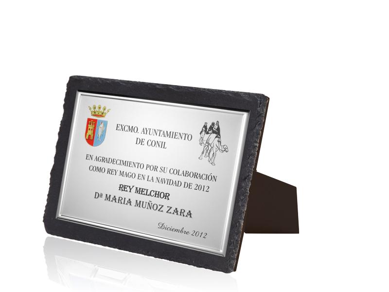 Placa de Homenaje 97-5052